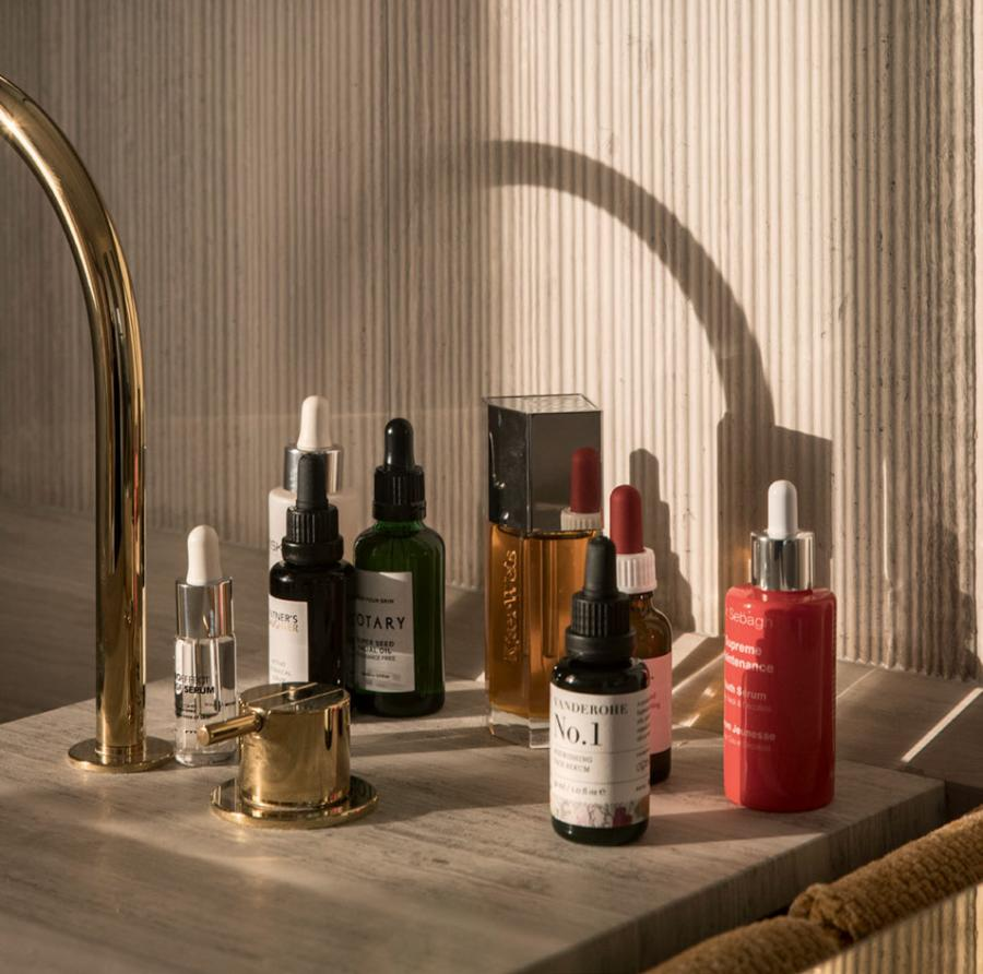The best beauty serums by Vintner's Daughter, Vanderohe and Kjaer Weis