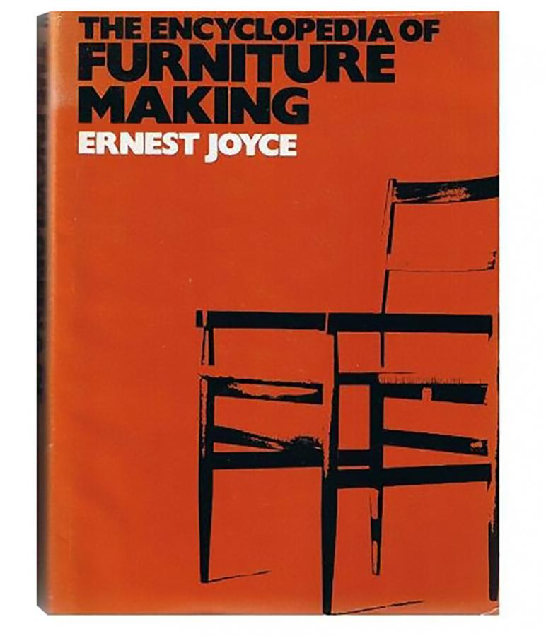 The Encyclopedia of Furniture making by Ernest Joyce
