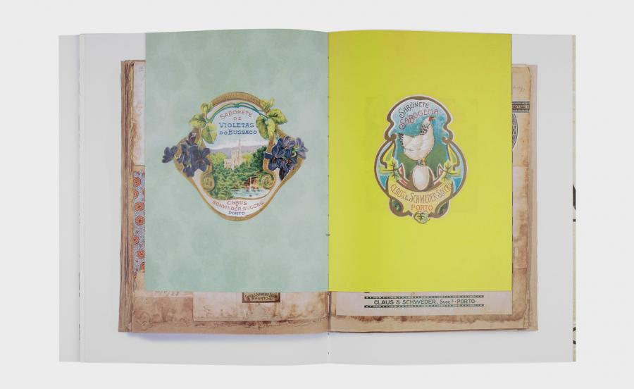 Claus Porto's 130 year celebratory book