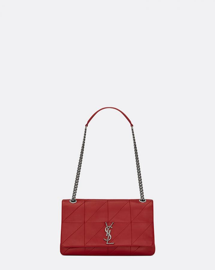 Saint Laurent Jamie bag red
