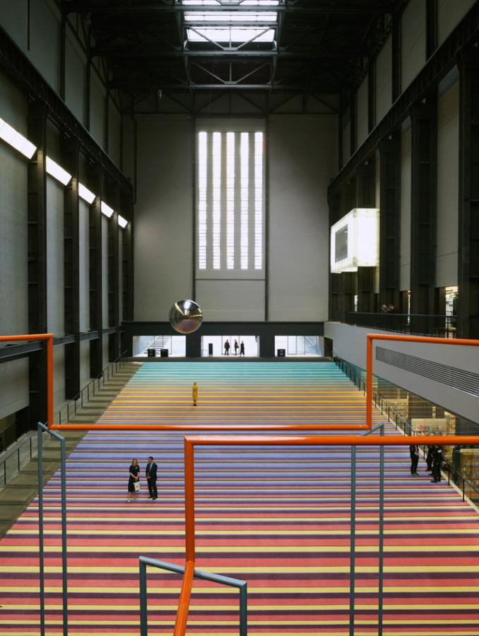 Superflex Turbine Hall Tate Modern