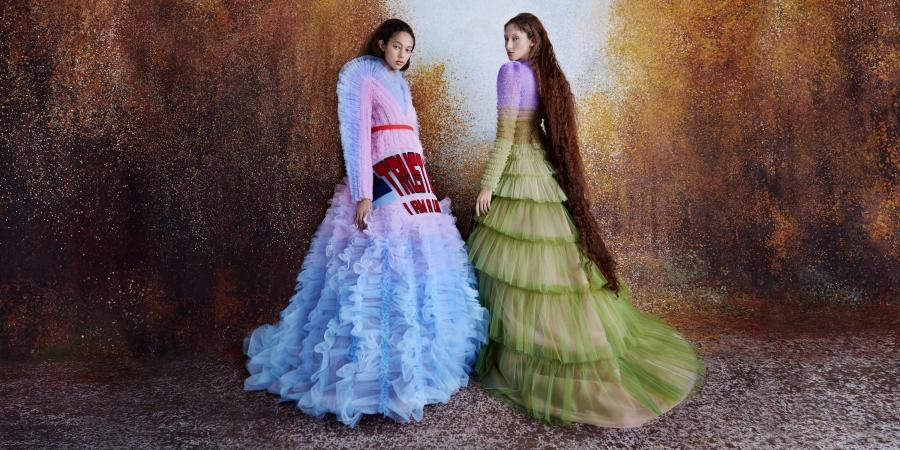 'Fashion Statements', Haute Couture Spring/Summer 2019, by Viktor & Rolf