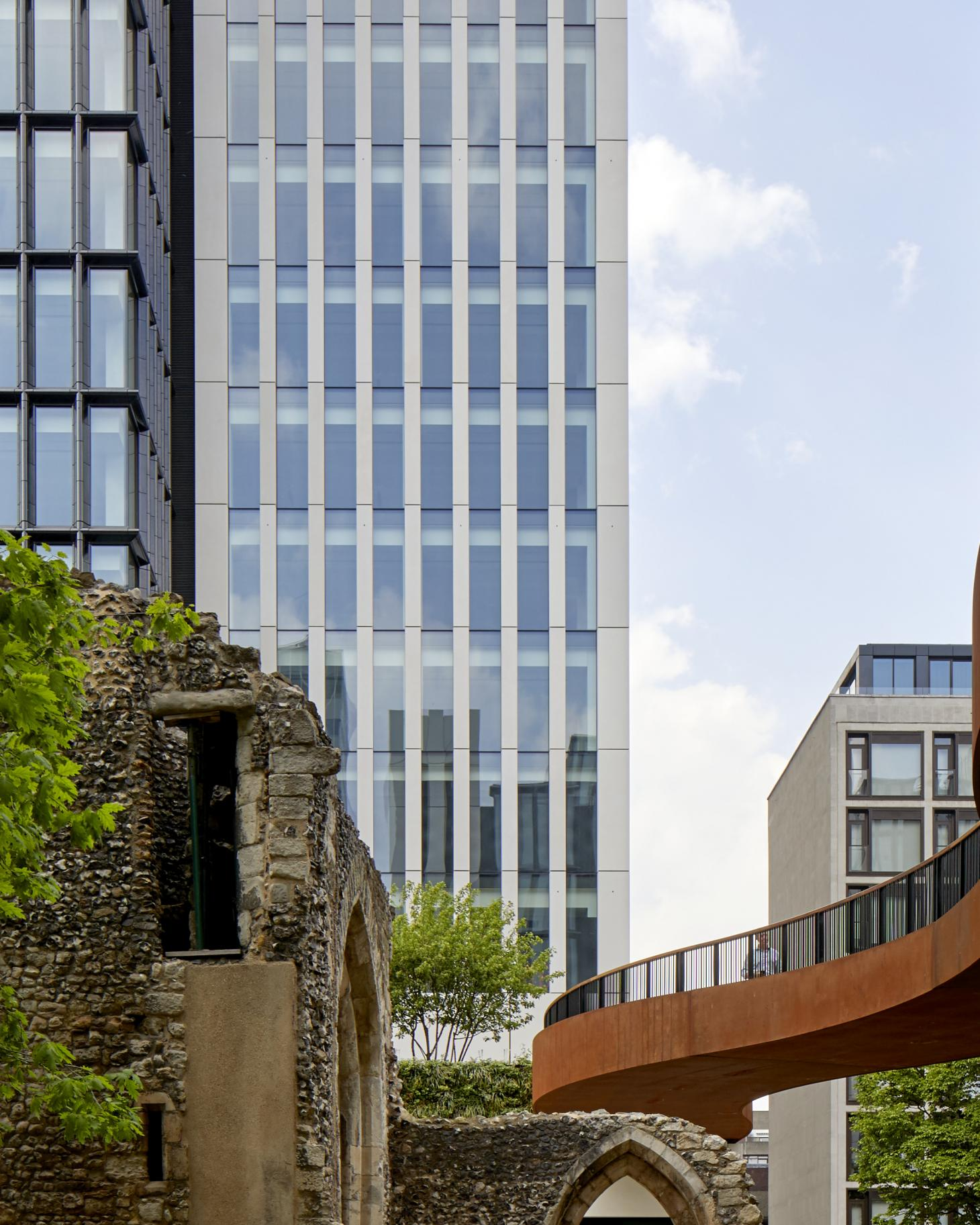 Make architects London Wall