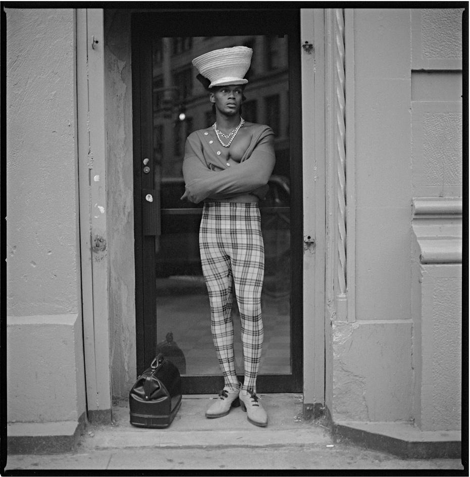 Dandyism, race and masculinity collide at The Photographers' Gallery