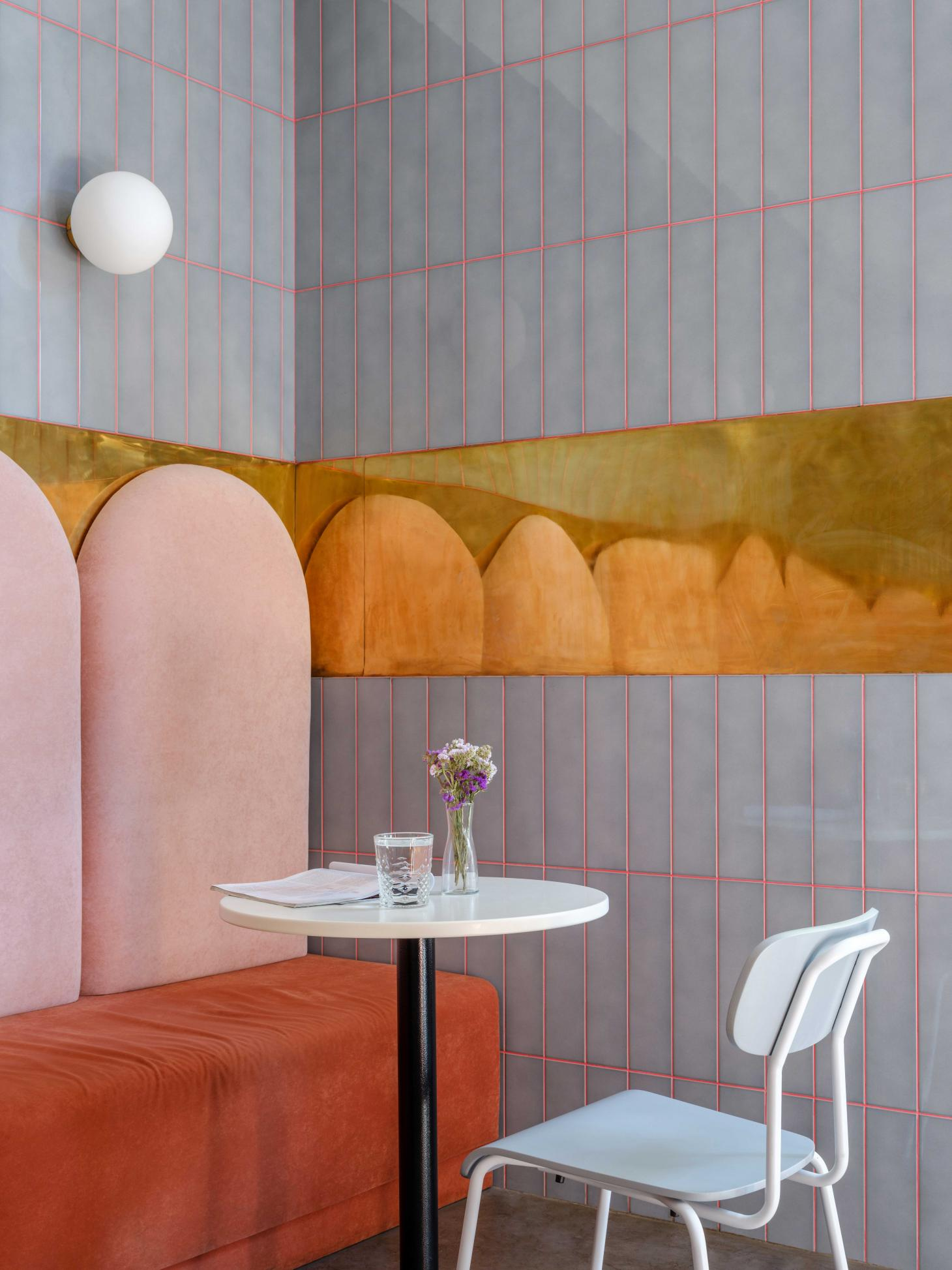 The Wes Anderson,inspired Breadway Bakery opens in Ukraine