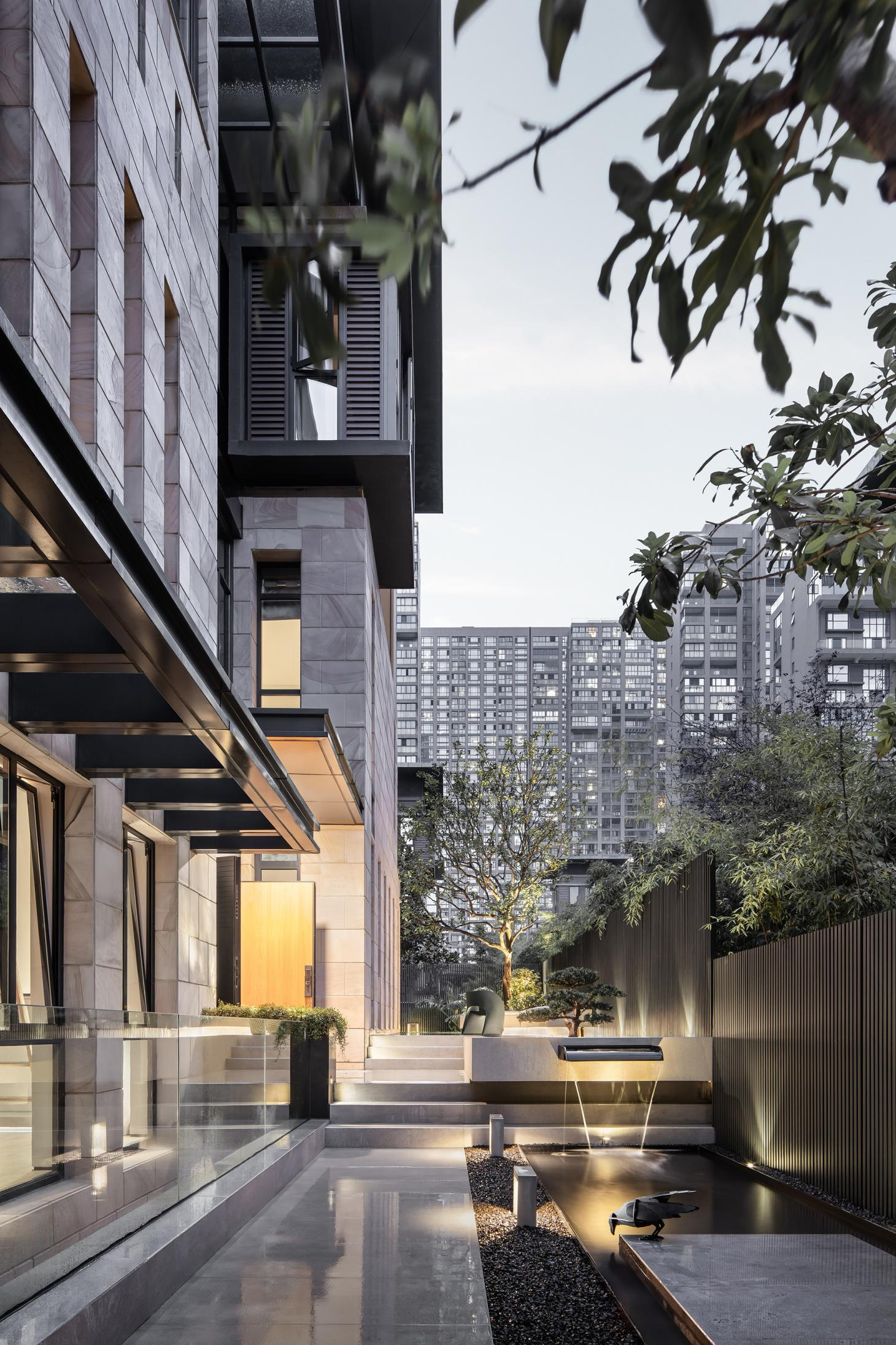liang architecture house exterior