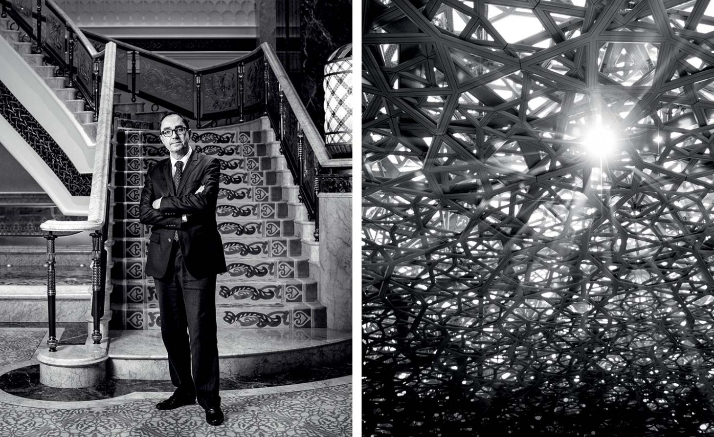 The Louvre Abu Dhabi will open this year and curator Jean-Luc Martinez is just a bit terrified