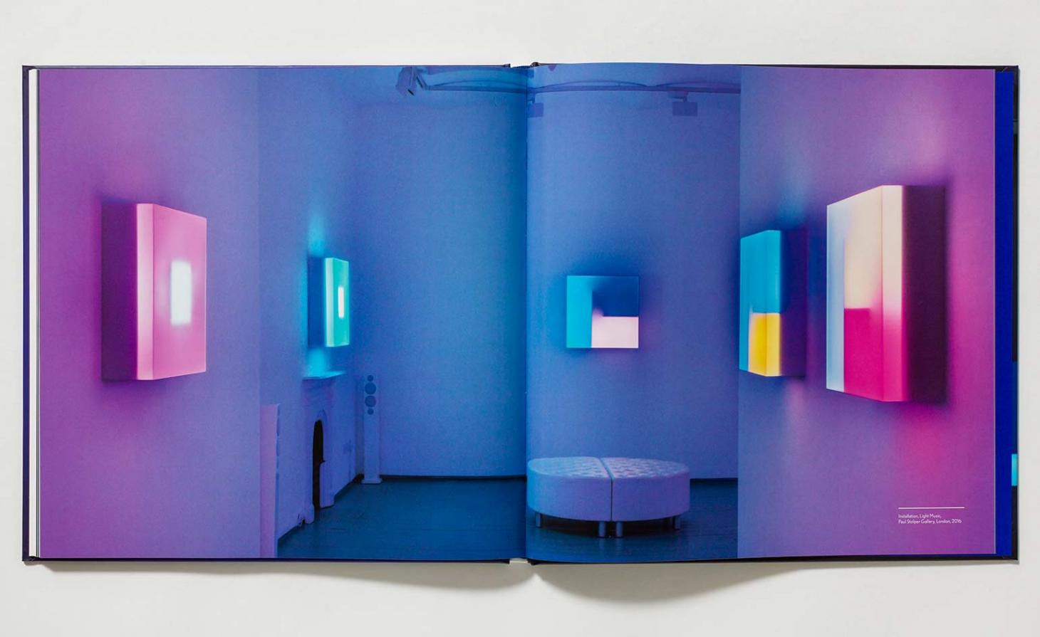 Colour theory: Brian Eno reflects on light and listening in his new tome