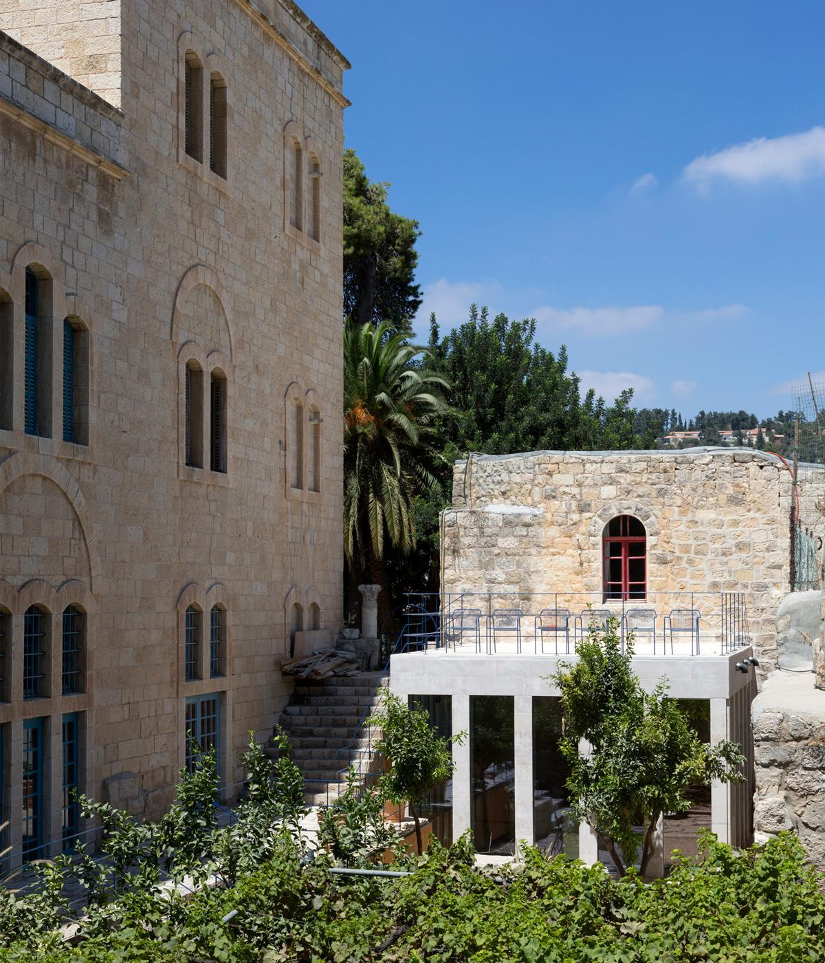 St Mary Monestary, Jerusalem