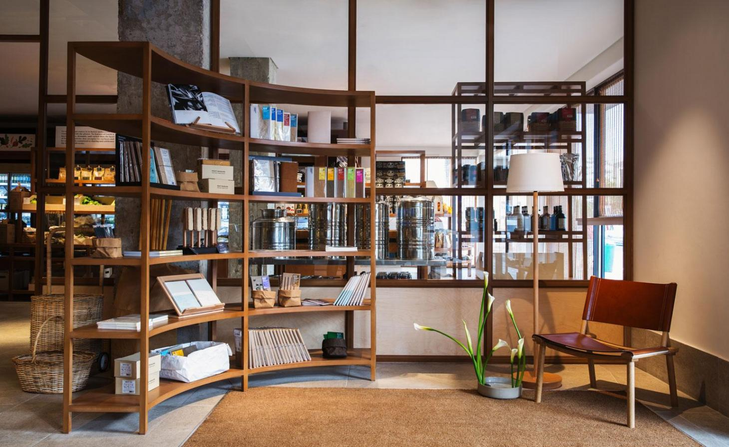 Inside Sans department store, designed by Master Studio in Cape Town