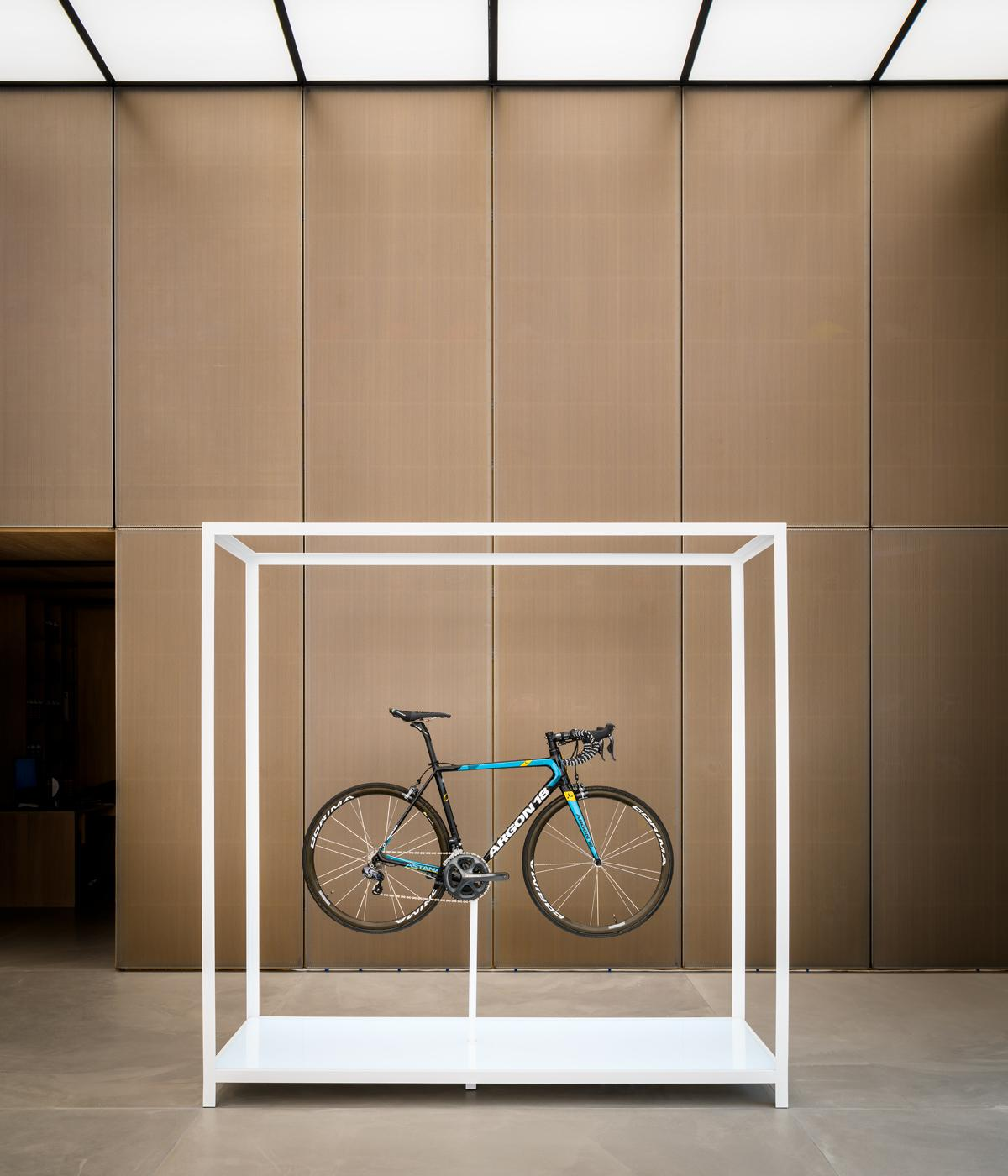 United Cycling design HQ in Copenhagen
