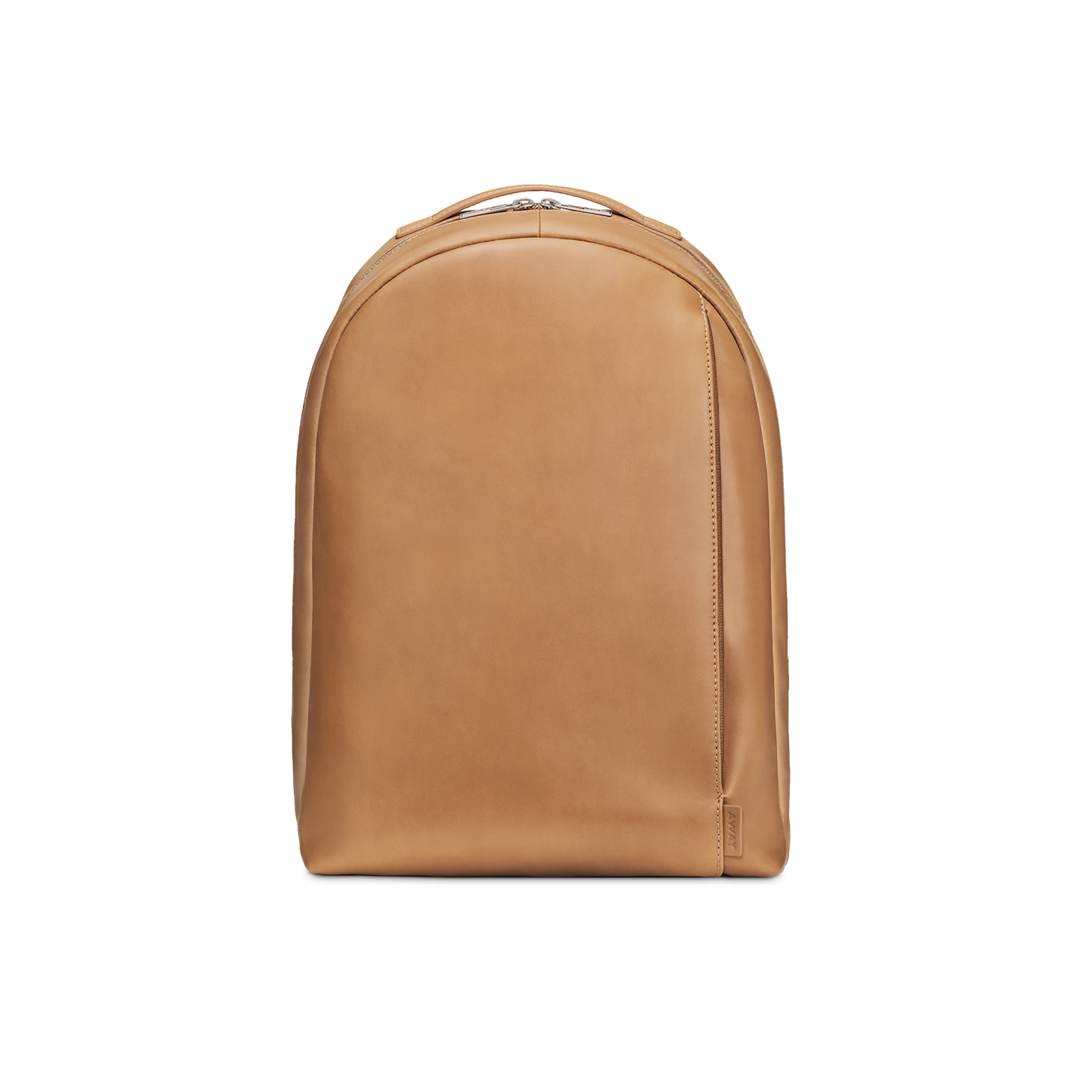 Away and Master and Dynamic leather backpack