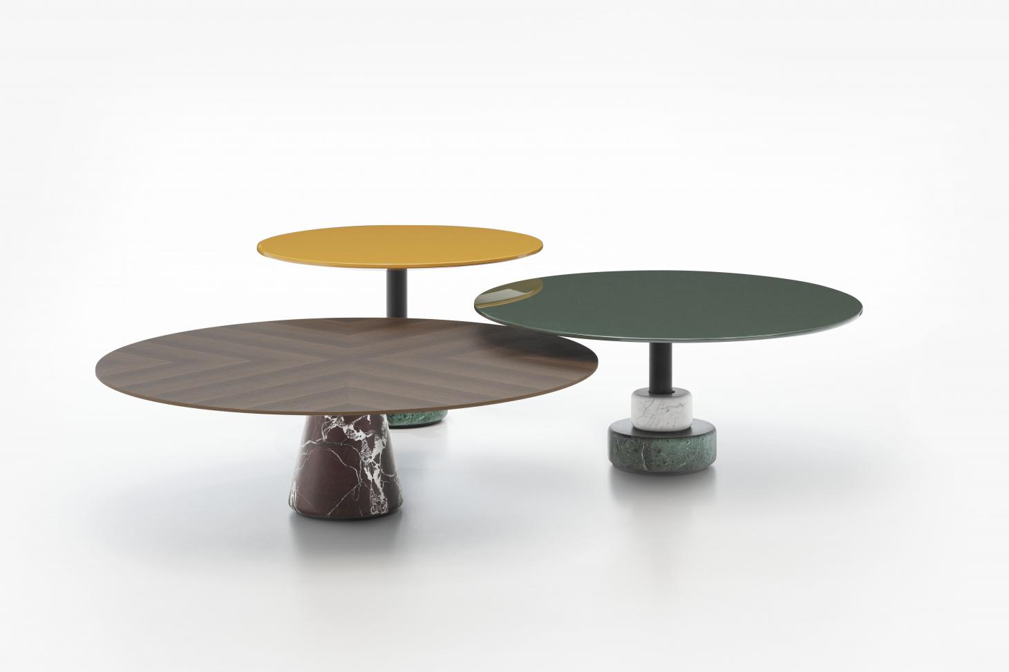 Tables by Giotto Stoppino for Acerbis