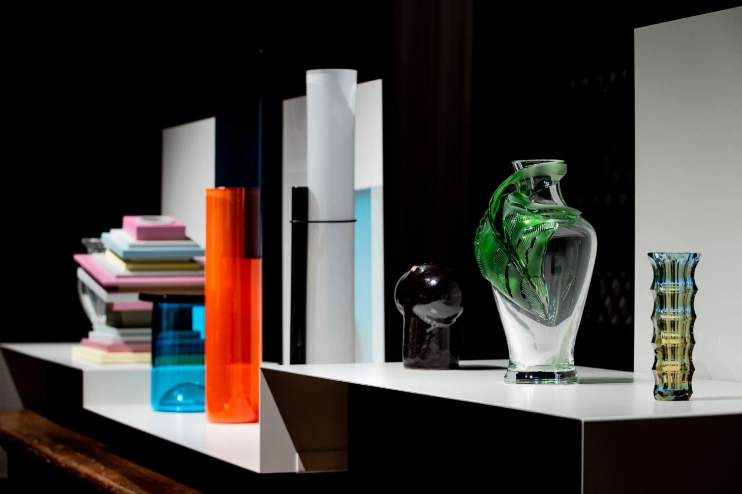 Installation view of Centuries of Shape at Homo Faber