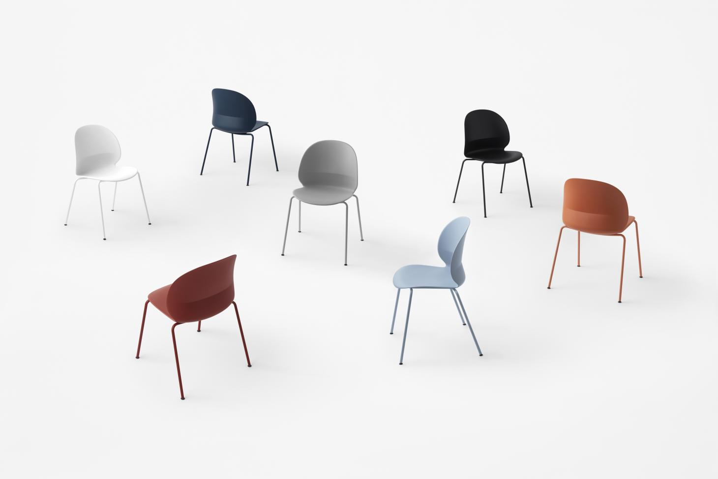 sustainable chair by Nendo