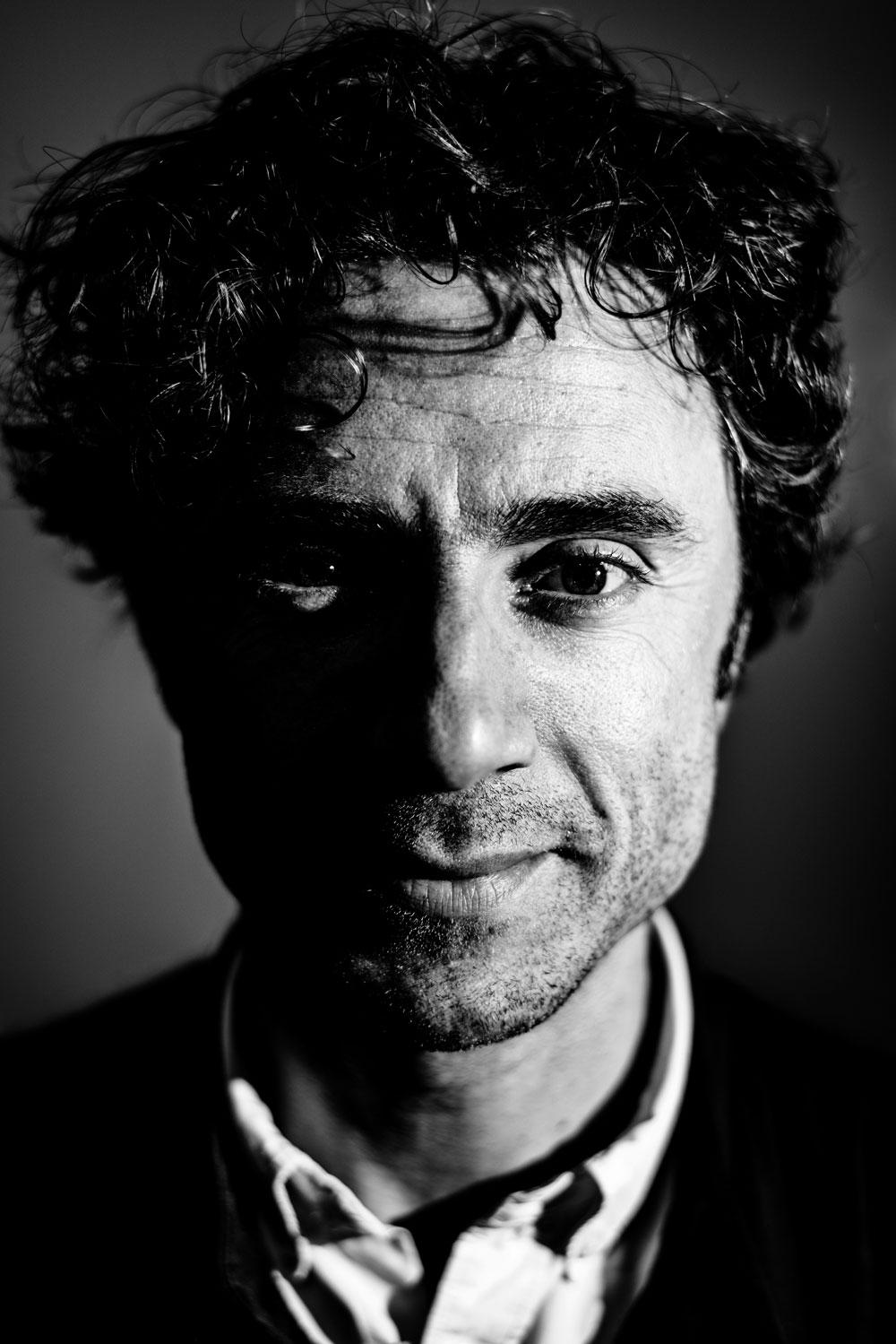 Portrait of Thomas Heatherwick