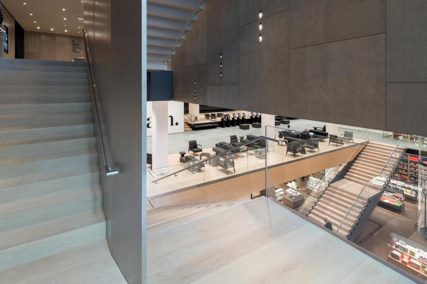 Inside the new MoMA by DS+R in 2019