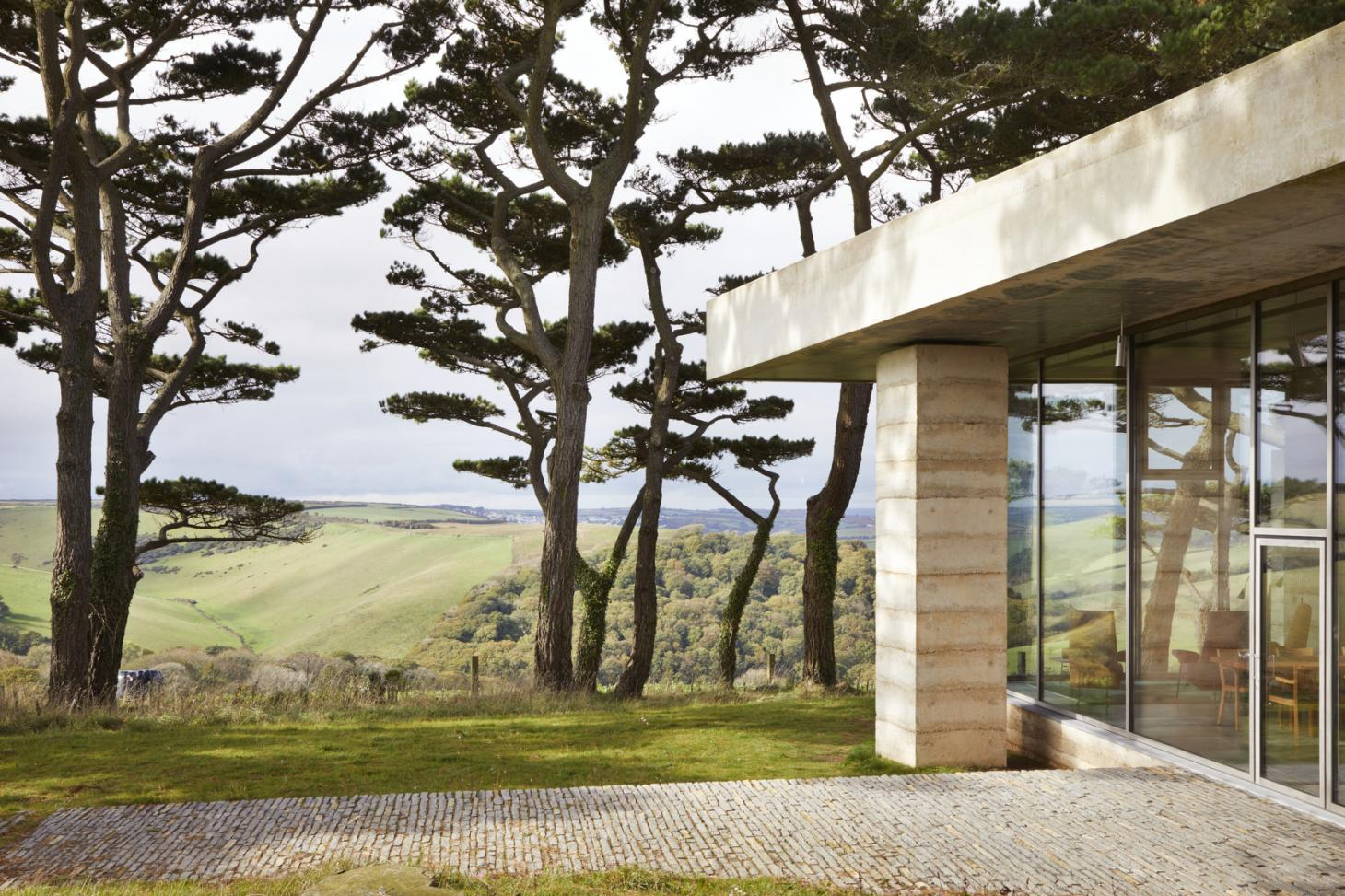 peter zumthor secular retreat for living architecture