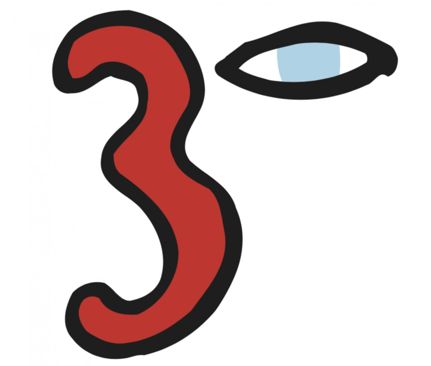 3i logo designed by Michael Wolff