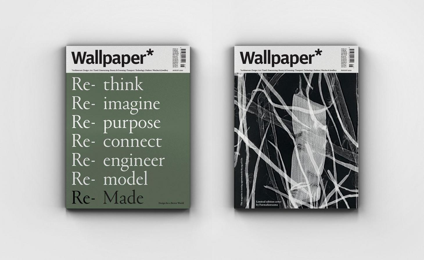 Wallpaper* Re-Made Covers