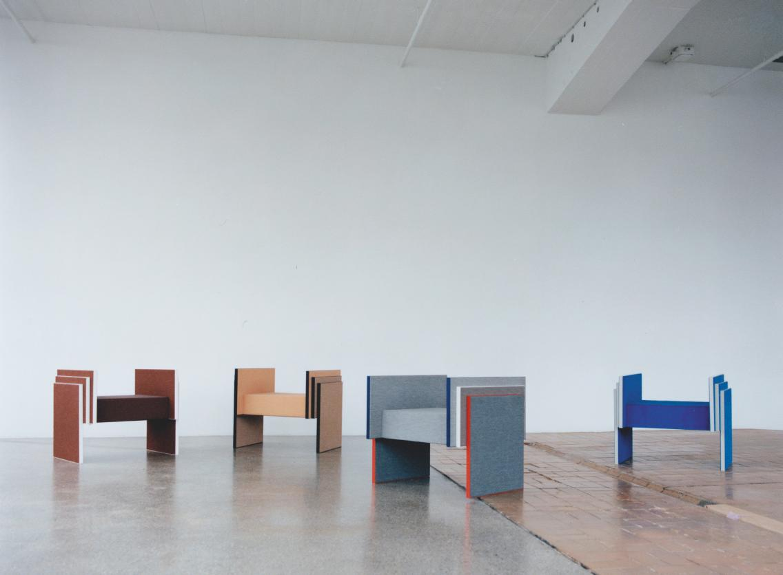 Chair by Ana Kras for Kvadrat