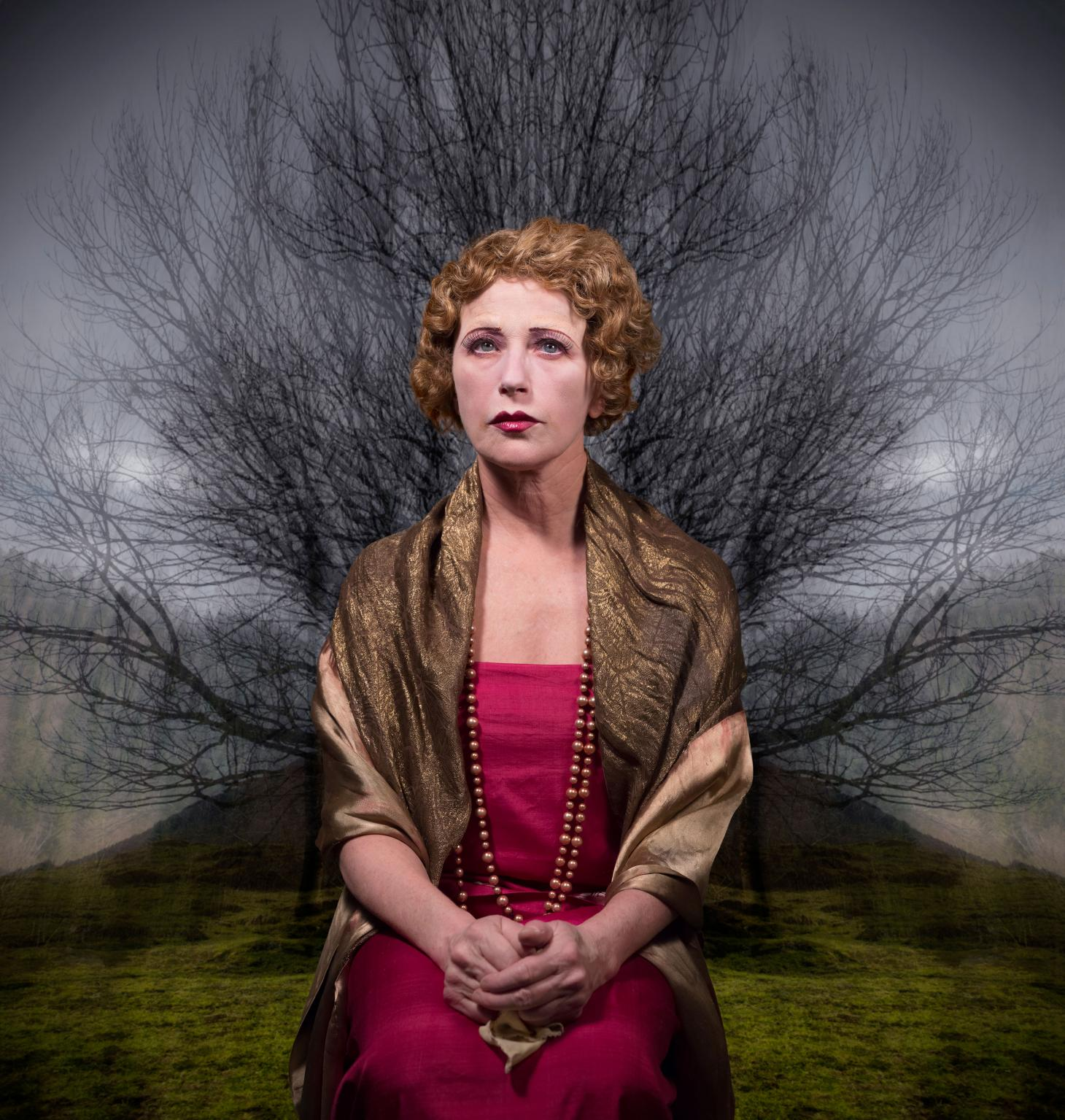 Untitled #578, by Cindy Sherman