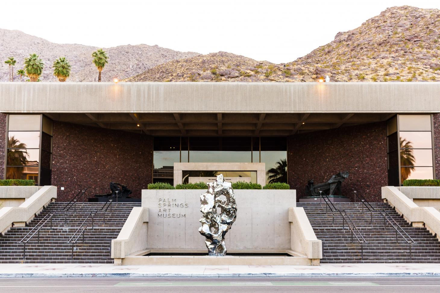 Palm Springs Art Museum, E. Stewart Williams