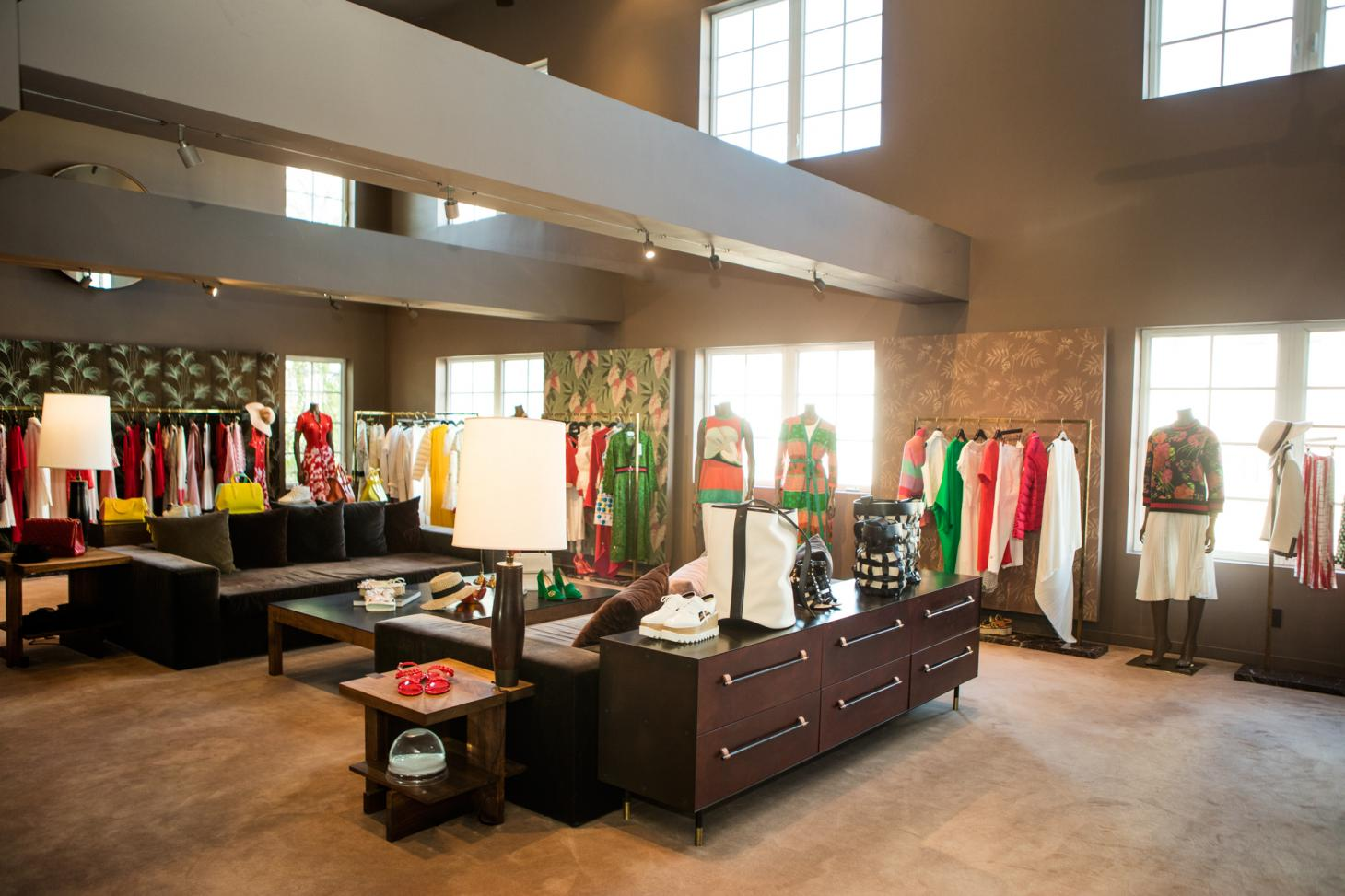 Inside the Webster store Miami