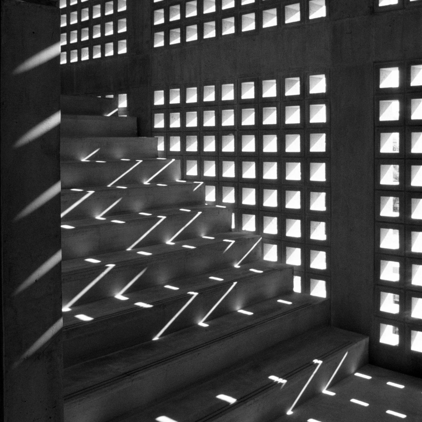 Photograph taken by Tadao Ando