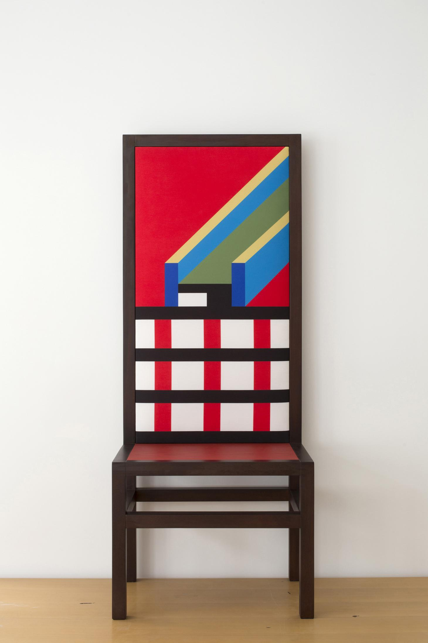 Work by Nathalie Du Pasquier