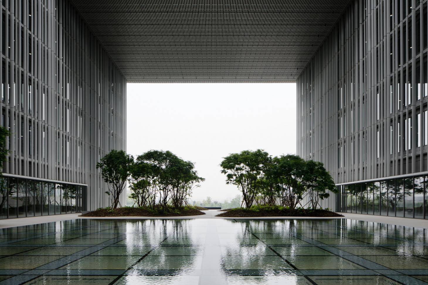 david chipperfied designs amorepacific hq