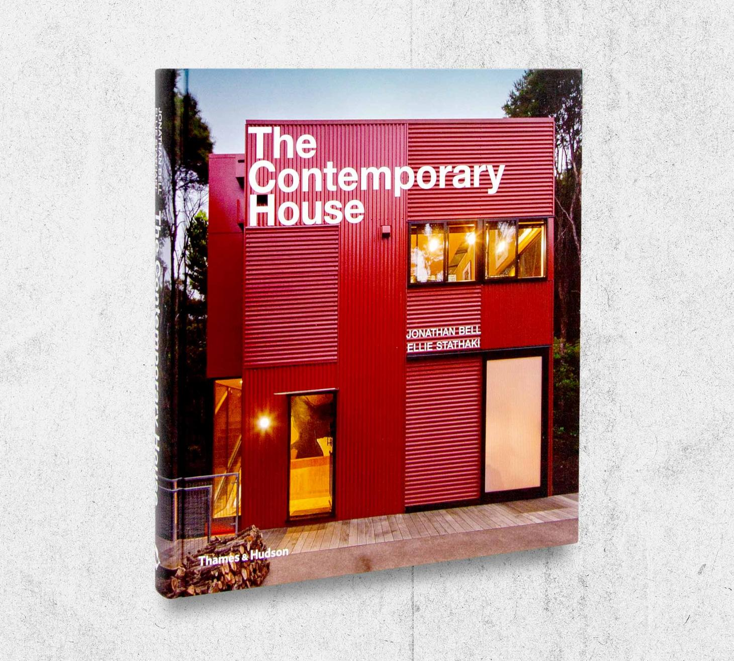 Cover Contemporary House Thames And Hudson