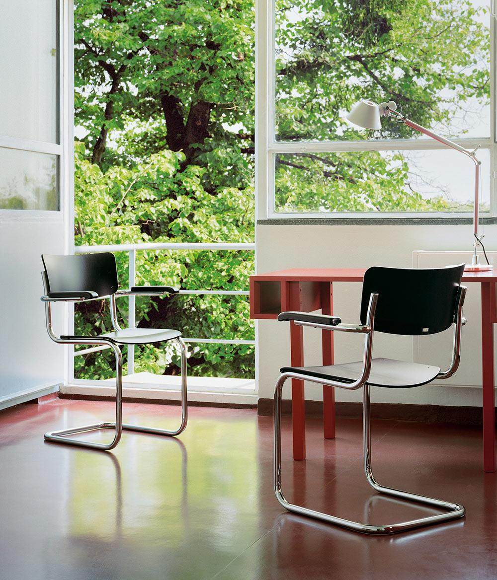 Bauhaus Thonet chair