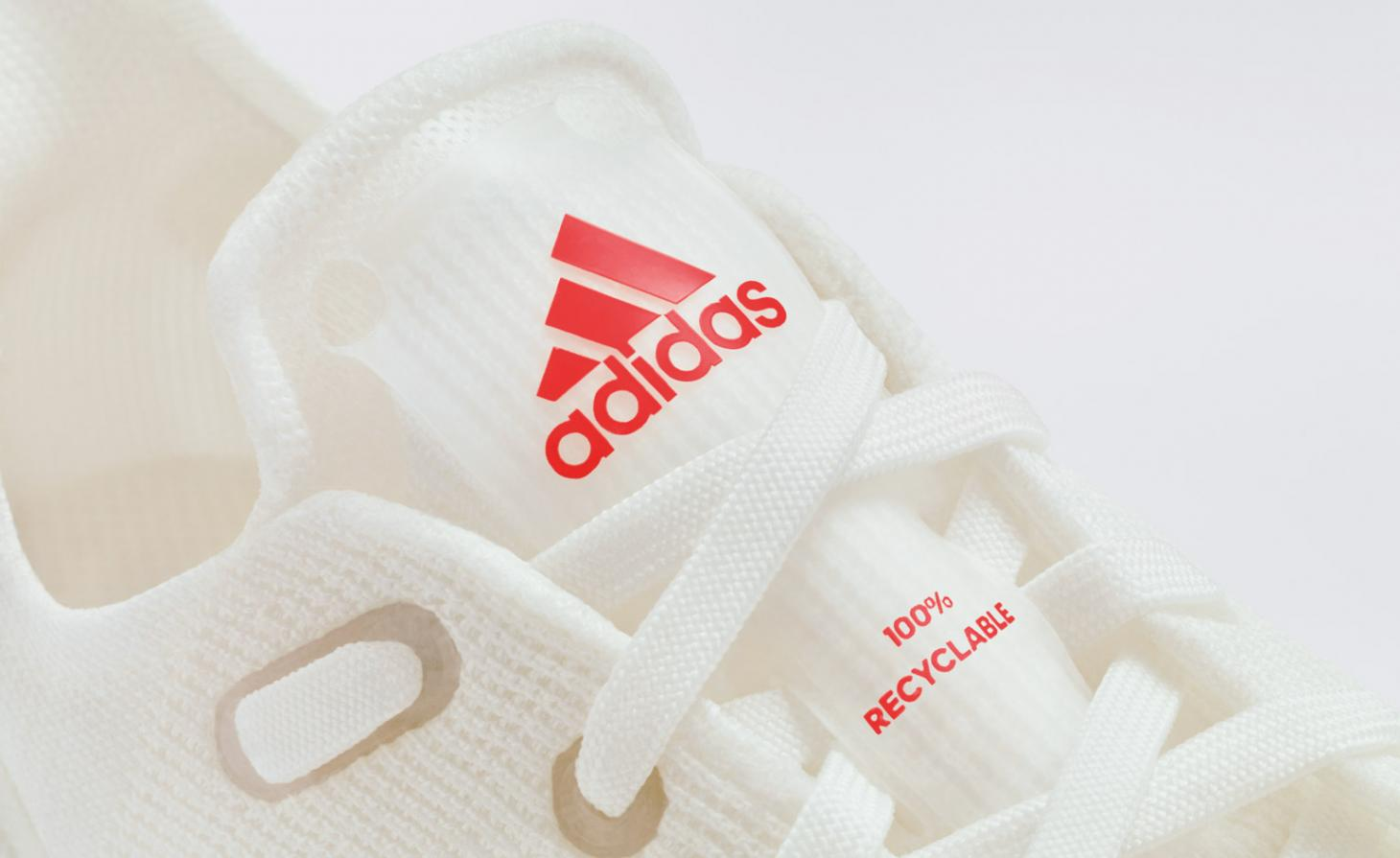 Adidas launches first fully recyclable