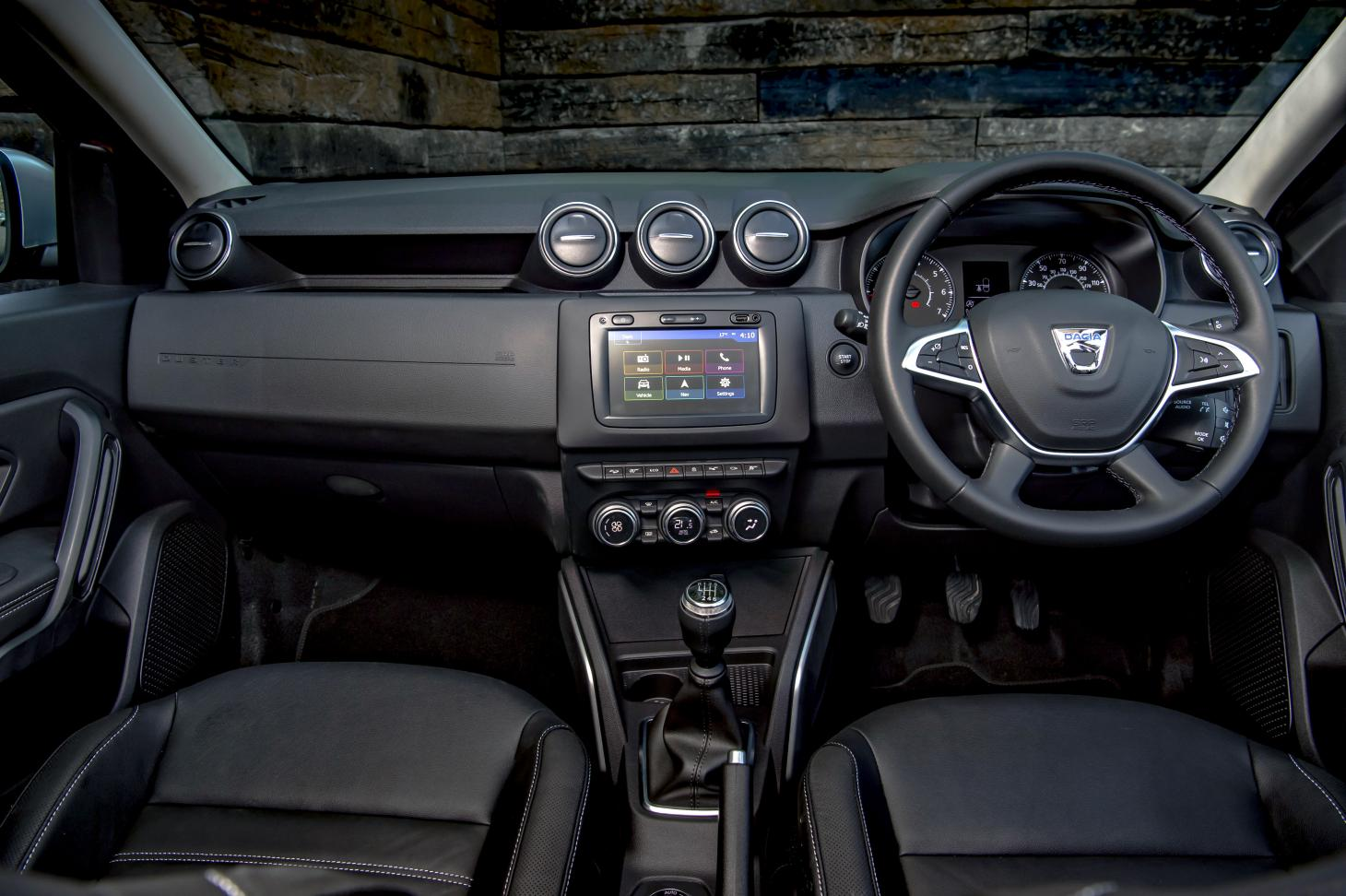 Dacia Duster Review And Testdrive 2018 Wallpaper