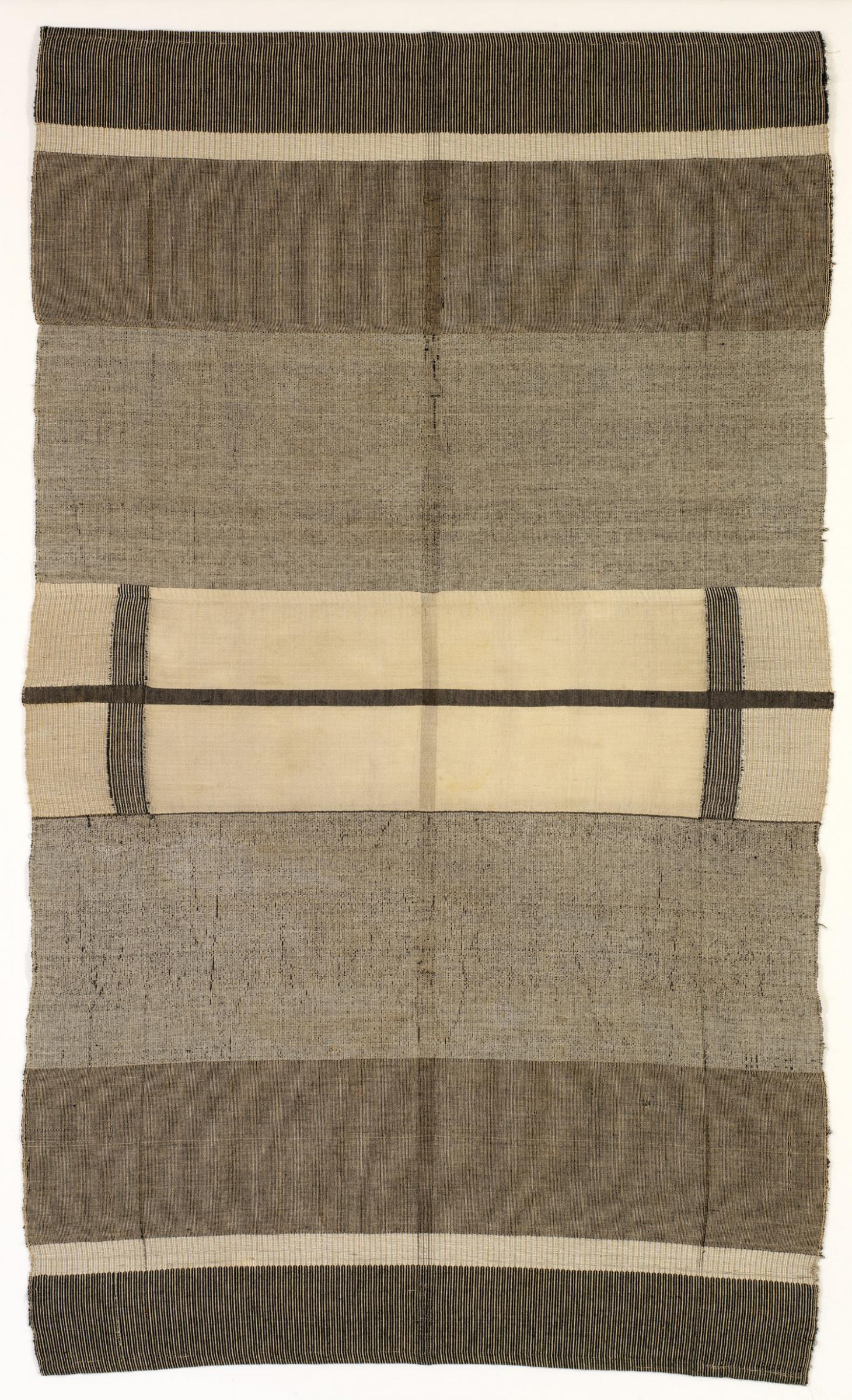 Anni Albers Wallhanging 1924 Cotton and silk