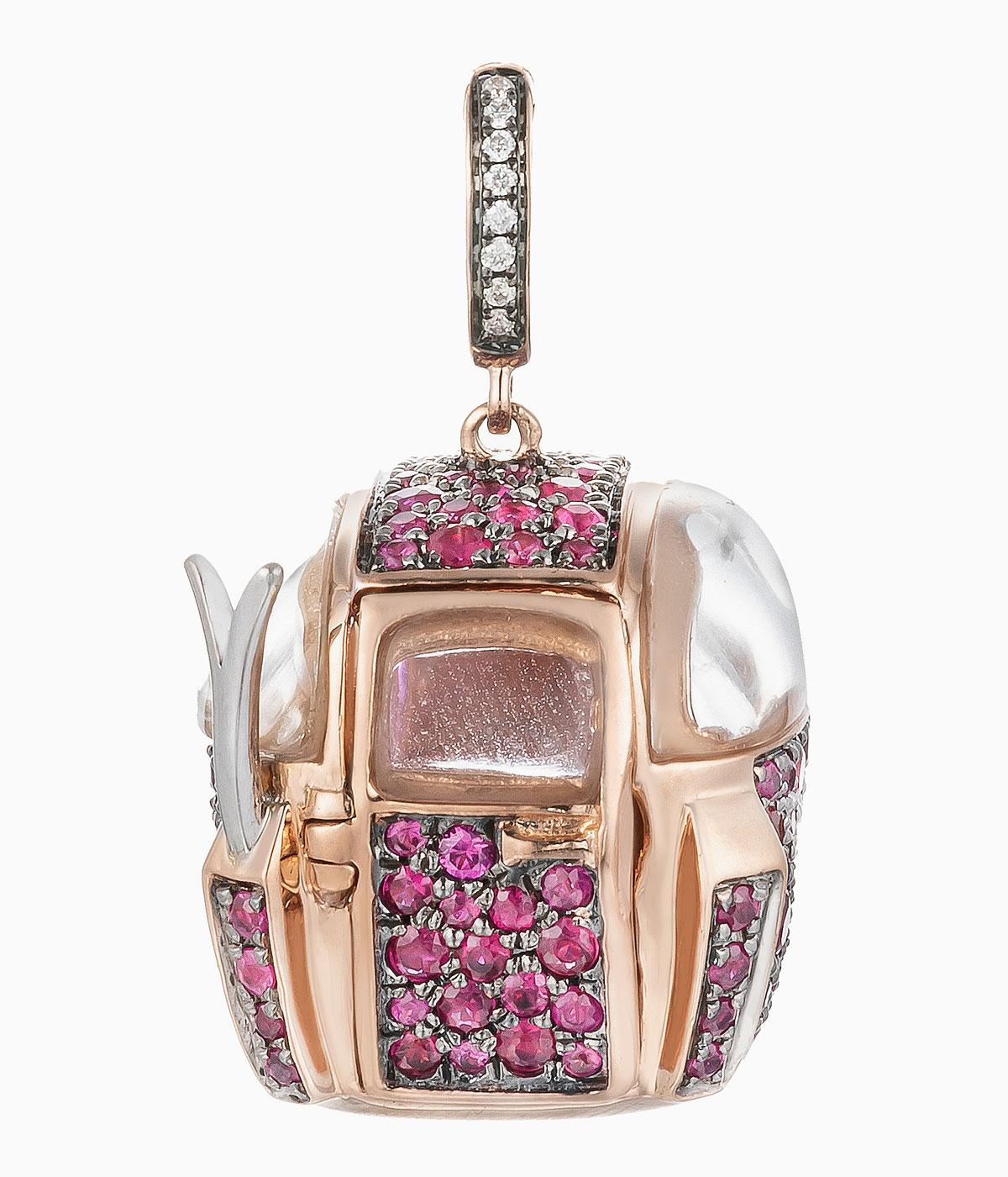 Annoushka Ducas tells her life story in charms
