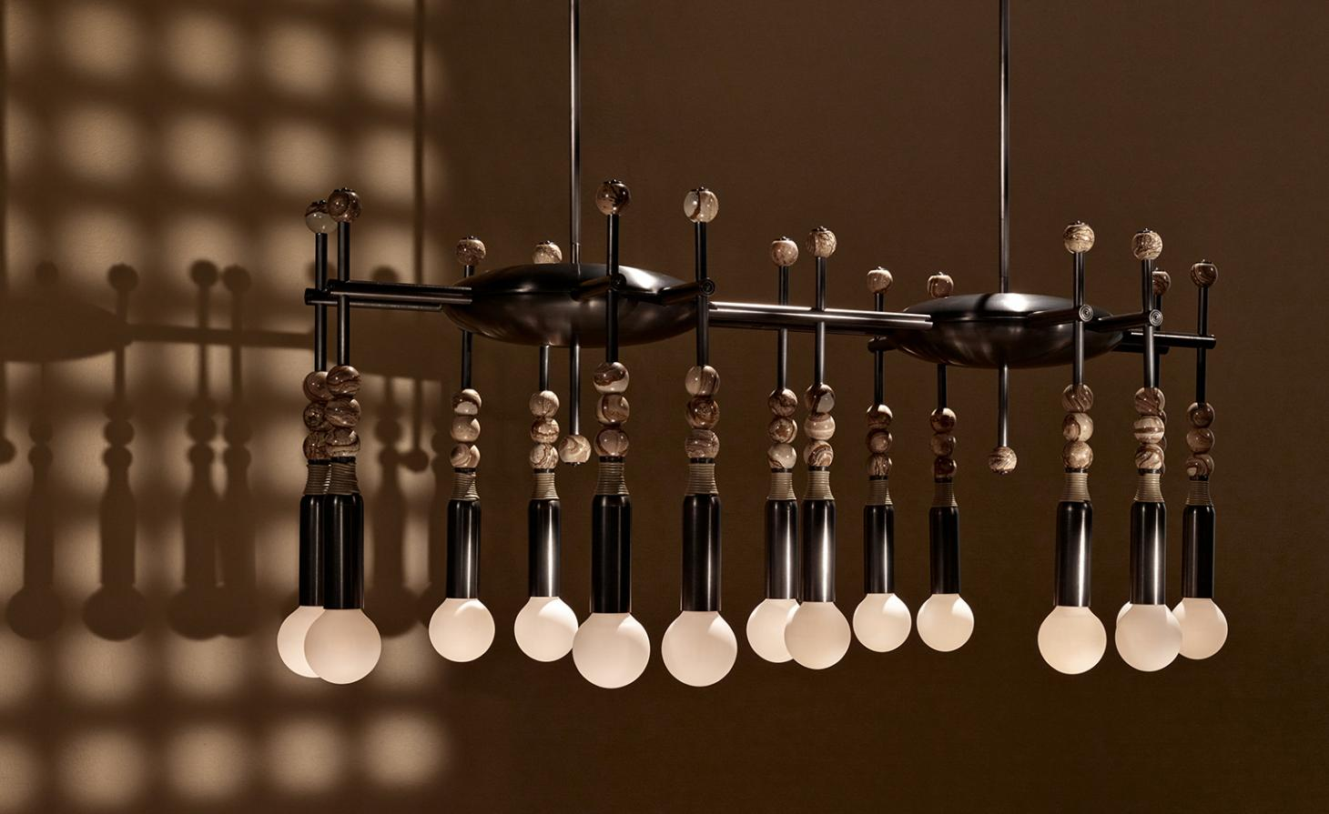 Talisman pendant by Apparatus Studio Act ii
