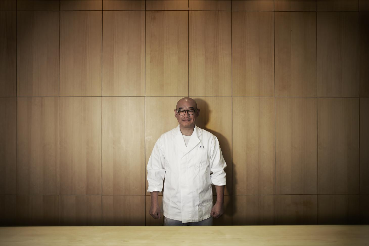 the araki restaurant chef patron