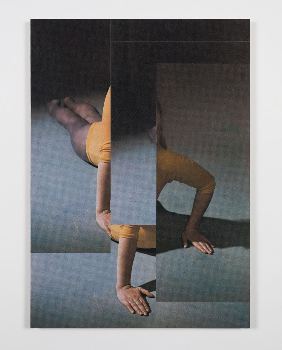 At first, you may only be able to progress this far. (no.5), 2012, Joseph Staples