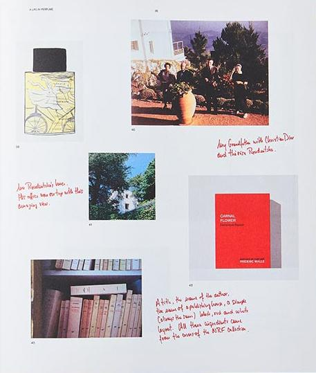 The First Twenty Years with notes and pictures from the perfume
