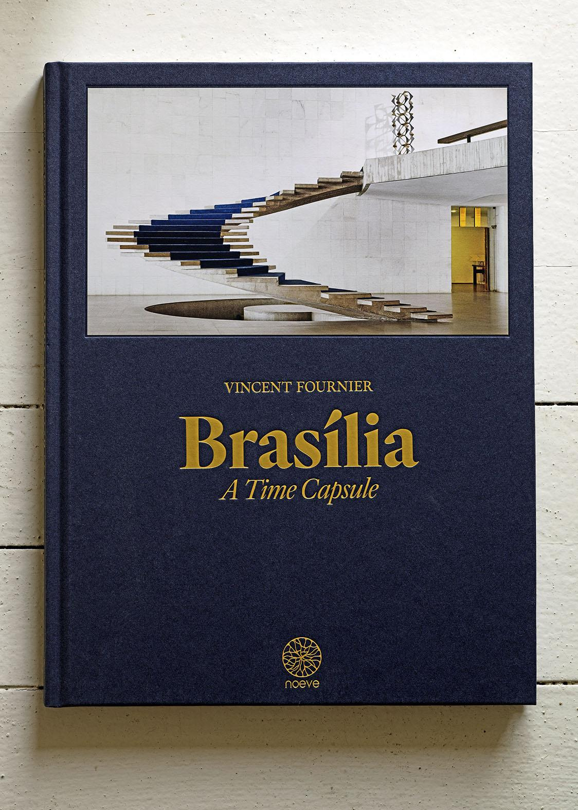 Vincent Fournier Brasilia cover