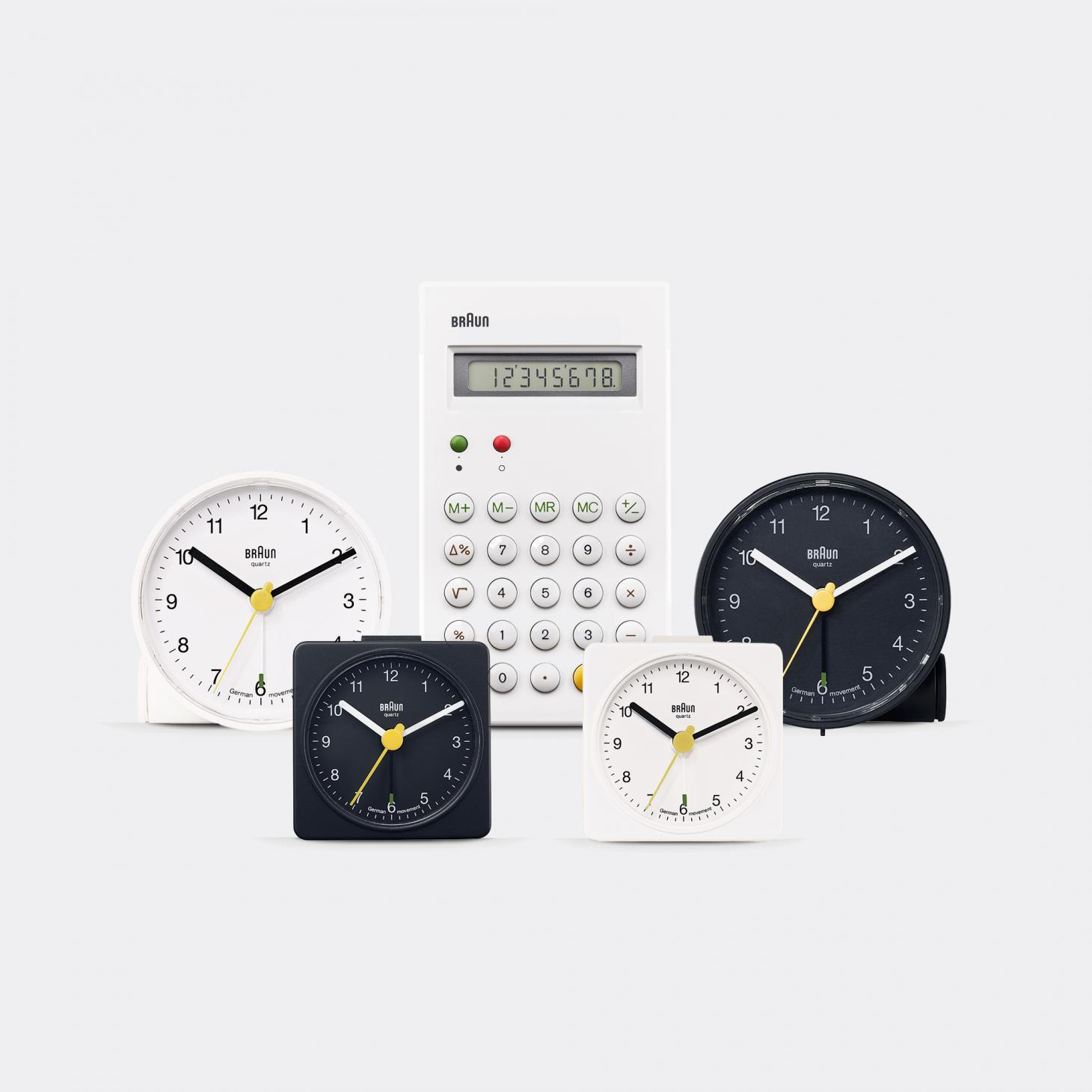 iconic calculator by braun