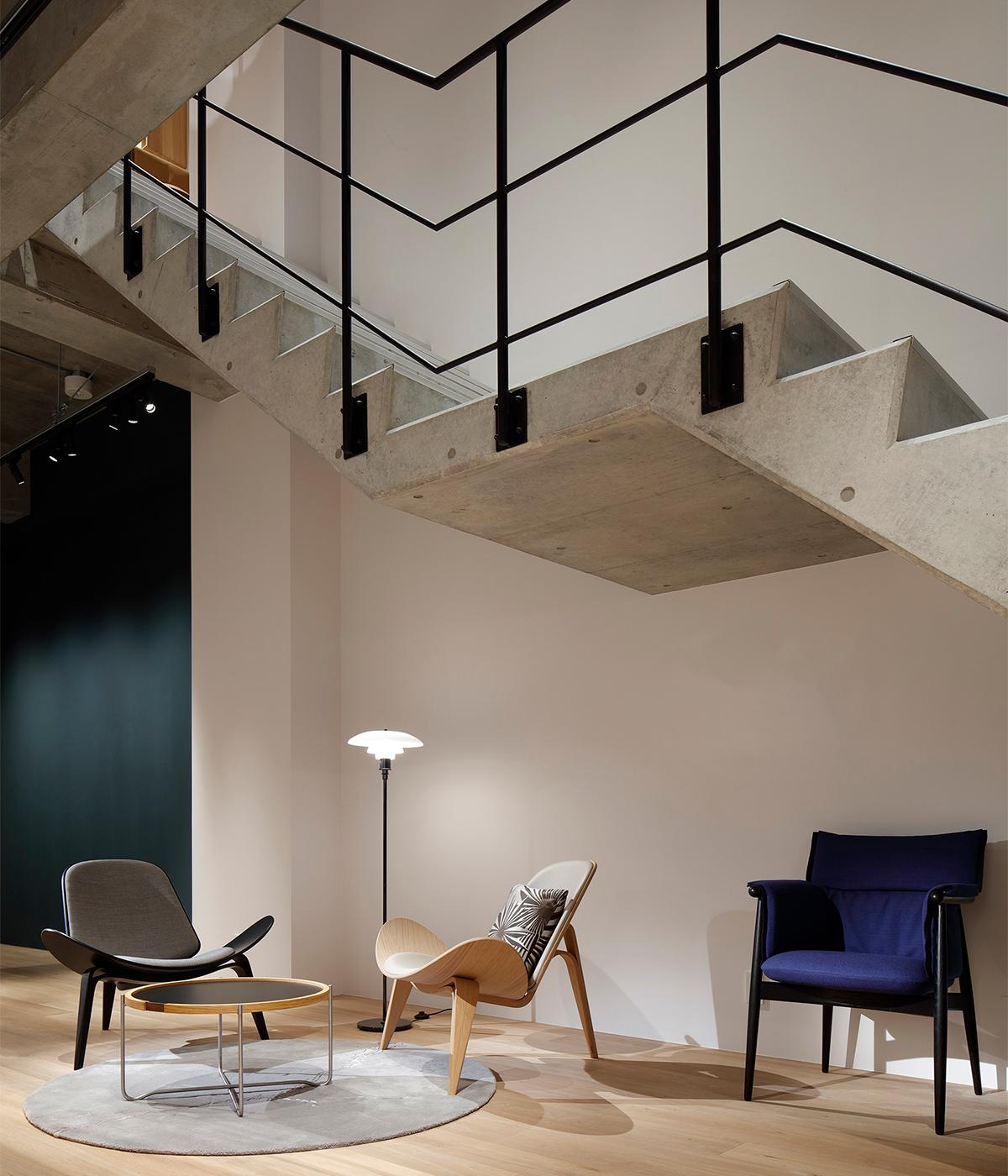Carl Hansen Osaka showroom