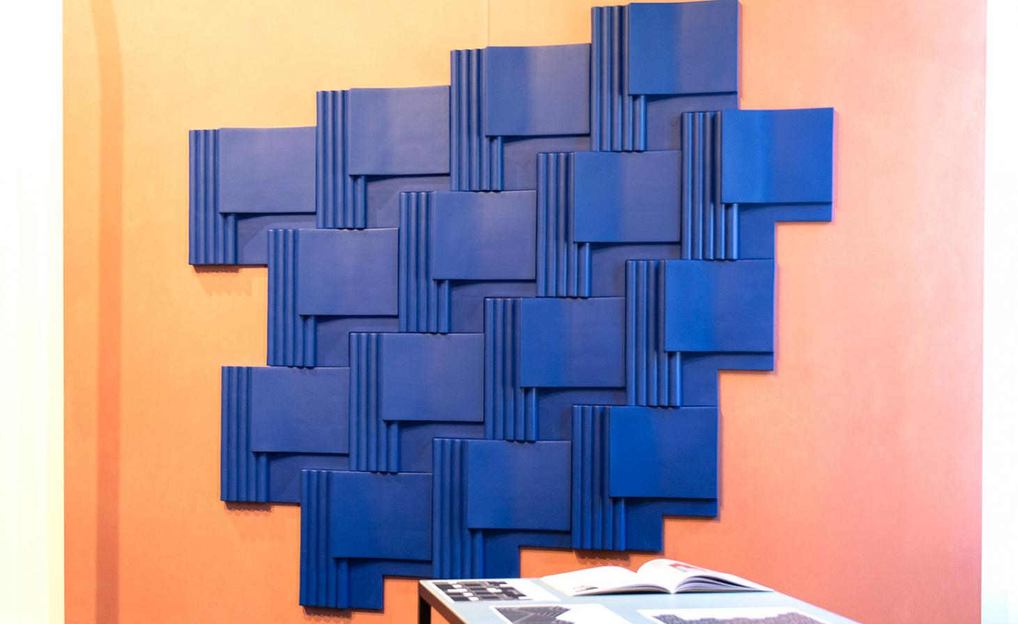 cedit panels by Studio Zaven on show in Venice