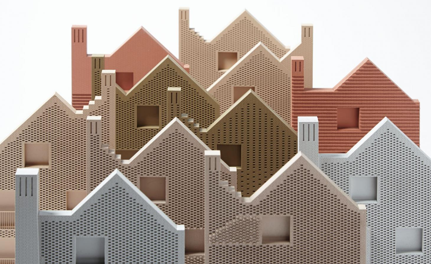 Morris + Company Sylvan Heritage models are in muted hues