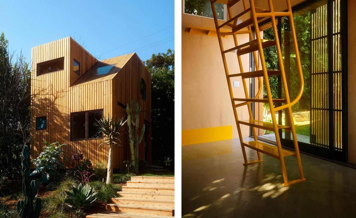 Los Angeles guesthouse cabin