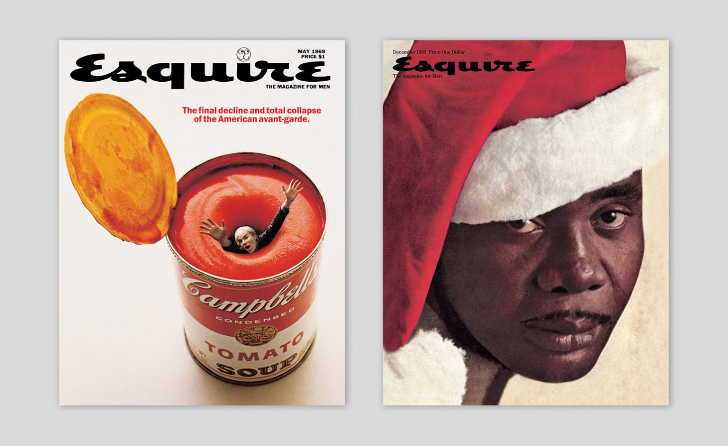 Revolutionary Esquire magazine covers