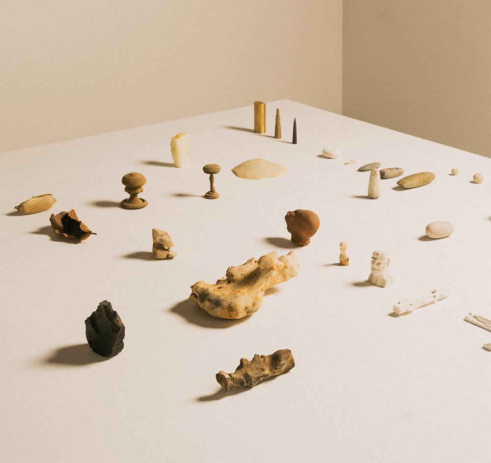 'Things That Go Together – A Survey Exhibition by Michael Anastassiades' on view at NiMAC
