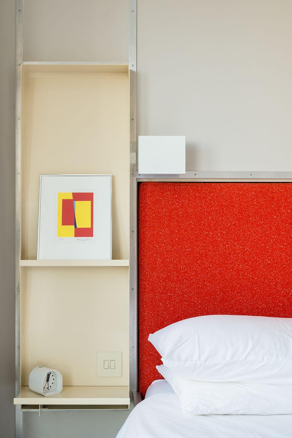 Bedroom in the Barbican